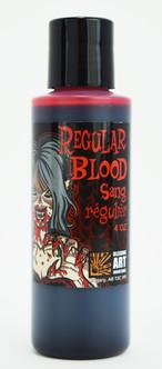 Bleeding Art Industries Regular Blood Specialty FX Blood 4 oz