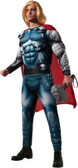 Thor Muscle Chest Deluxe Costume