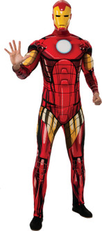 Marvel Iron Man Muscle Chest Costume