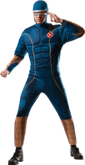 Marvel Cyclops Muscle Chest Costume