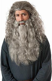 Gandalf the Grey Wig & Beard