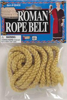 Roman & Medieval Tunic Rope Belt