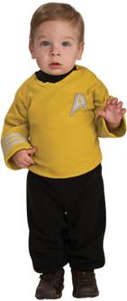 Infant/Toddler's Captain Kirk Star Trek Costume