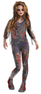 CLEARANCE - Children's Zombie Dawn Costume