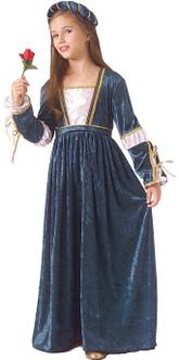 Girls Renaissance Faire Juliet Costume