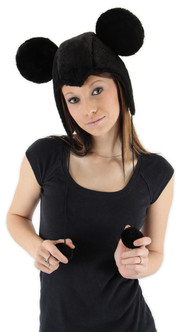 Mickey Mouse Catarina Hoodie Hat