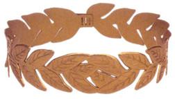 Plastic Laurel Leaf Headband