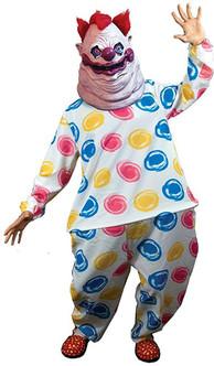 Fatso Killer Klown Costume