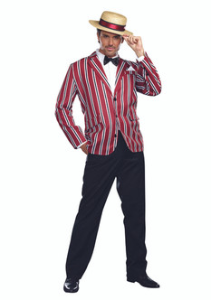 Good Time Charlie 20s Sophisticated Men's Costume