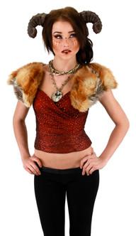 Satyr Horns Costume Topper