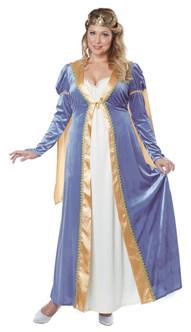 Elegant Empress Costume - Plus Size