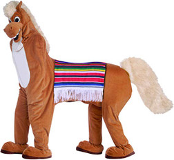Two Man Horse Costume