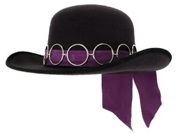 Officially licensed Jimi Hendrix Bohemian Hat