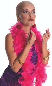 80s Makeup Drag Attack Makeup Stack