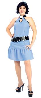 Betty Rubble - The Flintstones Costume - Plus Size