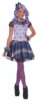 Ever After High Deluxe Kitty Cheshire Halloween Costume