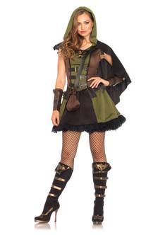 Ladies Darling Robin Hood Costume