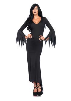 Ladies Gothic Dress Costume