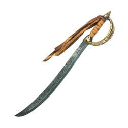 Antique Pirate Saber Sword