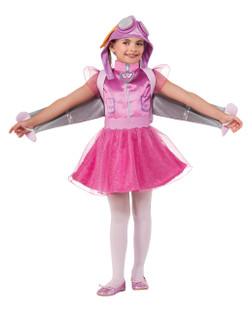 Toddler's Skye Paw Patrol Costume