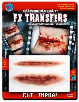 Cut Throat Transfer
