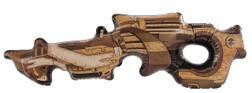 Rocket Raccoon Inflatable Gun