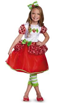 Strawberry Shortcake Children's Costume