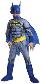 Batman Unlimited Muscle Kids Costume