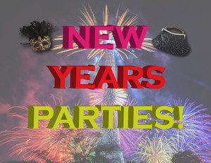 New Years Parties!