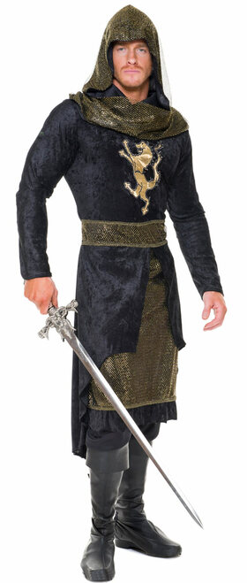 Renaissance Prince Warrior Costume