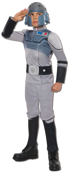 Kids Agen Kallus Star Wars Rebel Costume