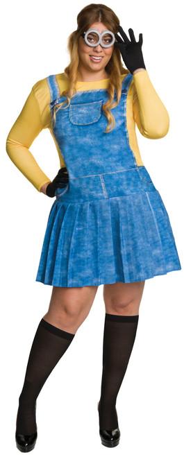 Minions Movie Female Plus Size Costume