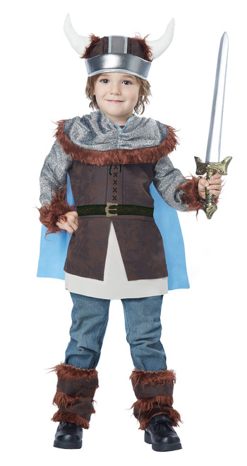 Children's Valiant Viking Costume