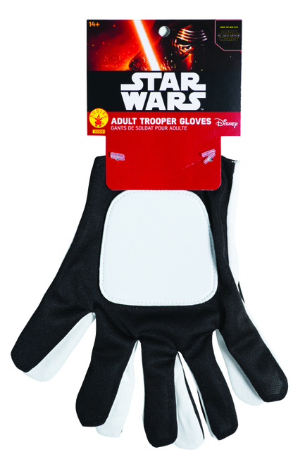 Adult Star Wars Trooper Ep 7 Gloves