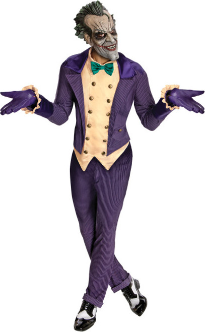 Joker Batman Arkham City Costume
