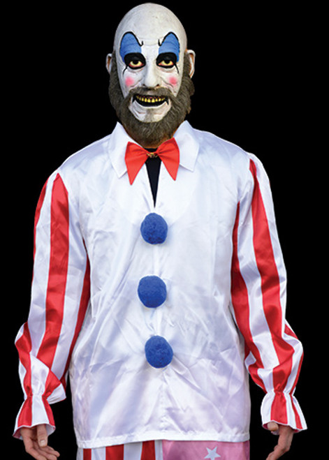 Captain Spaulding Officialy Licensed House of 1000 Corpses Hallowen Costume