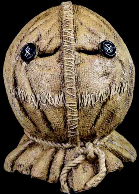Sam Burlap Head Mask, Trick or Treat Halloween Movie