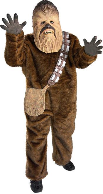 Deluxe Kids Chewbacca Star Wars Costume