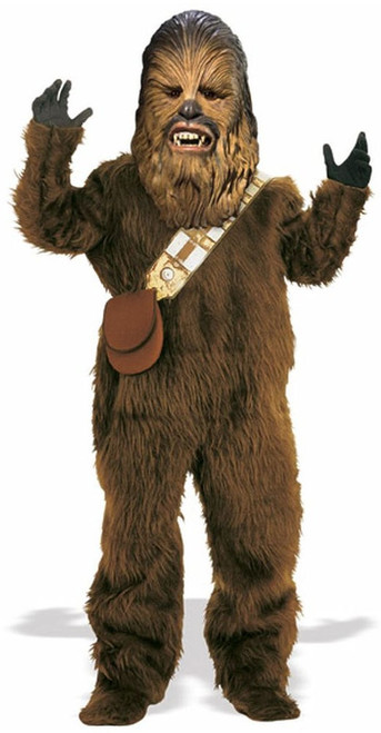 Adult Chewbacca Deluxe Star Wars Costume
