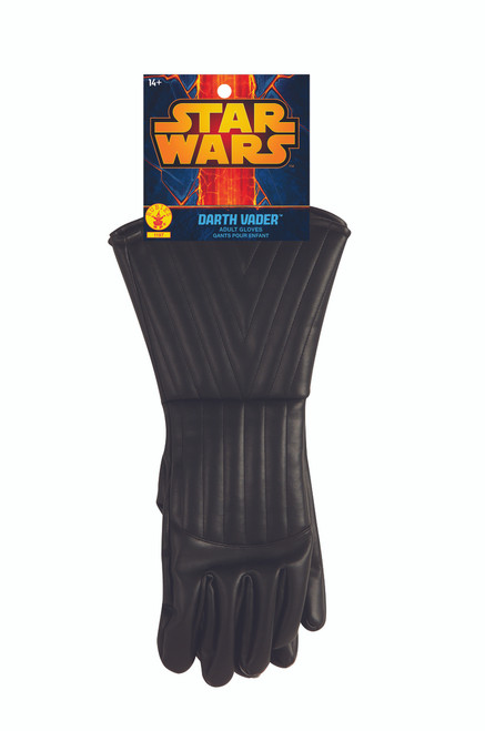 Adult Darth Vader Star Wars Gloves