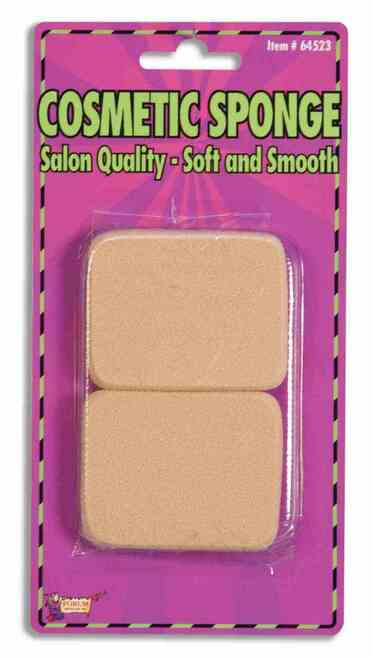 2 Pack Costmetic Makeup Sponges