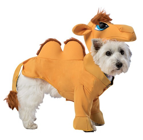 Camel Back Pet Costume