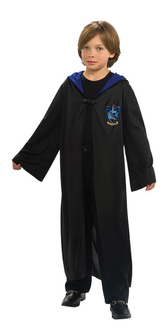 Kids Ravenclaw Harry Potter Robe Costume
