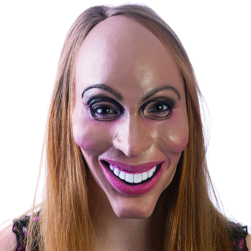 Eradicate Female Purge Mask