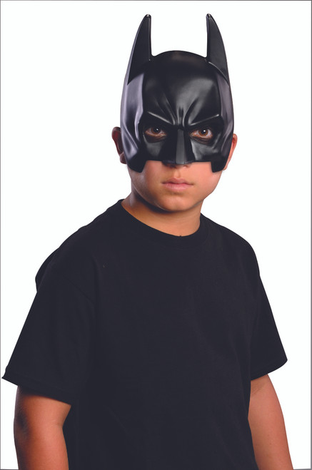 Kids Batman Half Mask