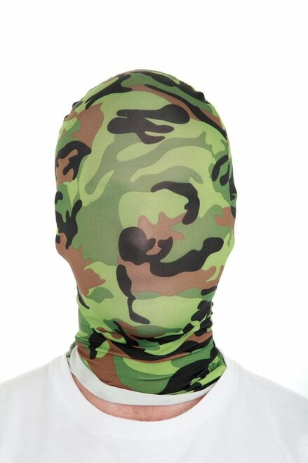 Camo Morph Mask