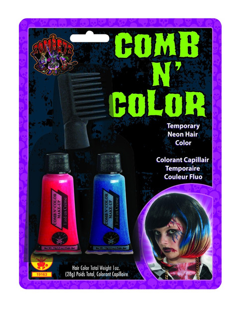Comb'N Colour Zombie Set