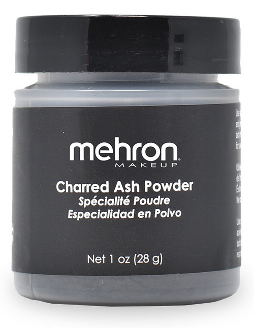 Mehron Charred Ash Theatrical Specialty Powder