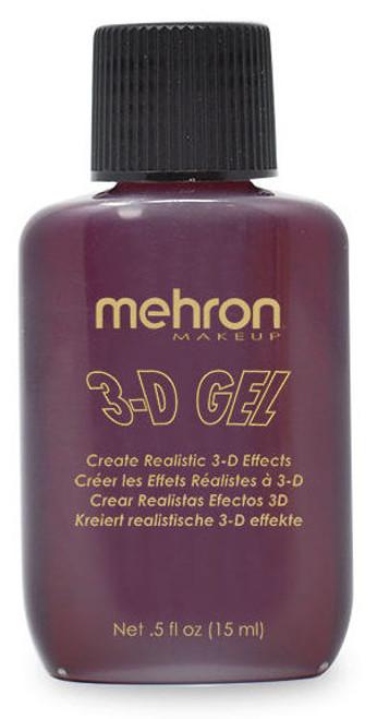 Mehron 3D Gel Blood Gelatin Effects - 15ml