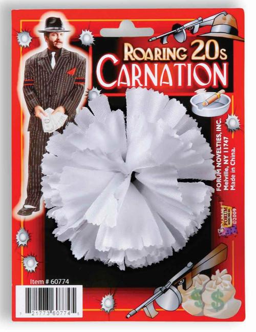 Roaring 20s Gangster Carnation